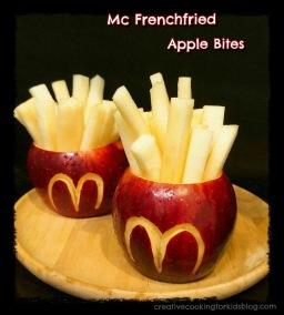 Mc Frenchfried Apple 🍟 แมคเฟรนช์ฟรายด์แอปเปิ้ล