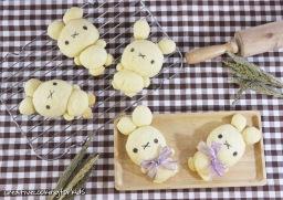 Miffy Bunny Bun 🐰 ขนมปังกระต่ายมิฟฟี่