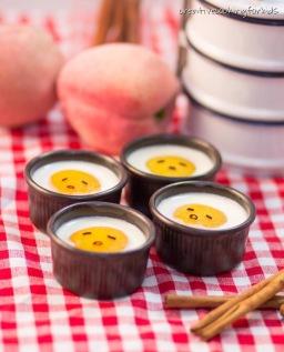 Gudetama Milk Pudding พุดดิ้งนมสดไข่ขี้เกียจ