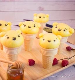 Pooh Steamed Bun หมั่นโถวหมีพูห์